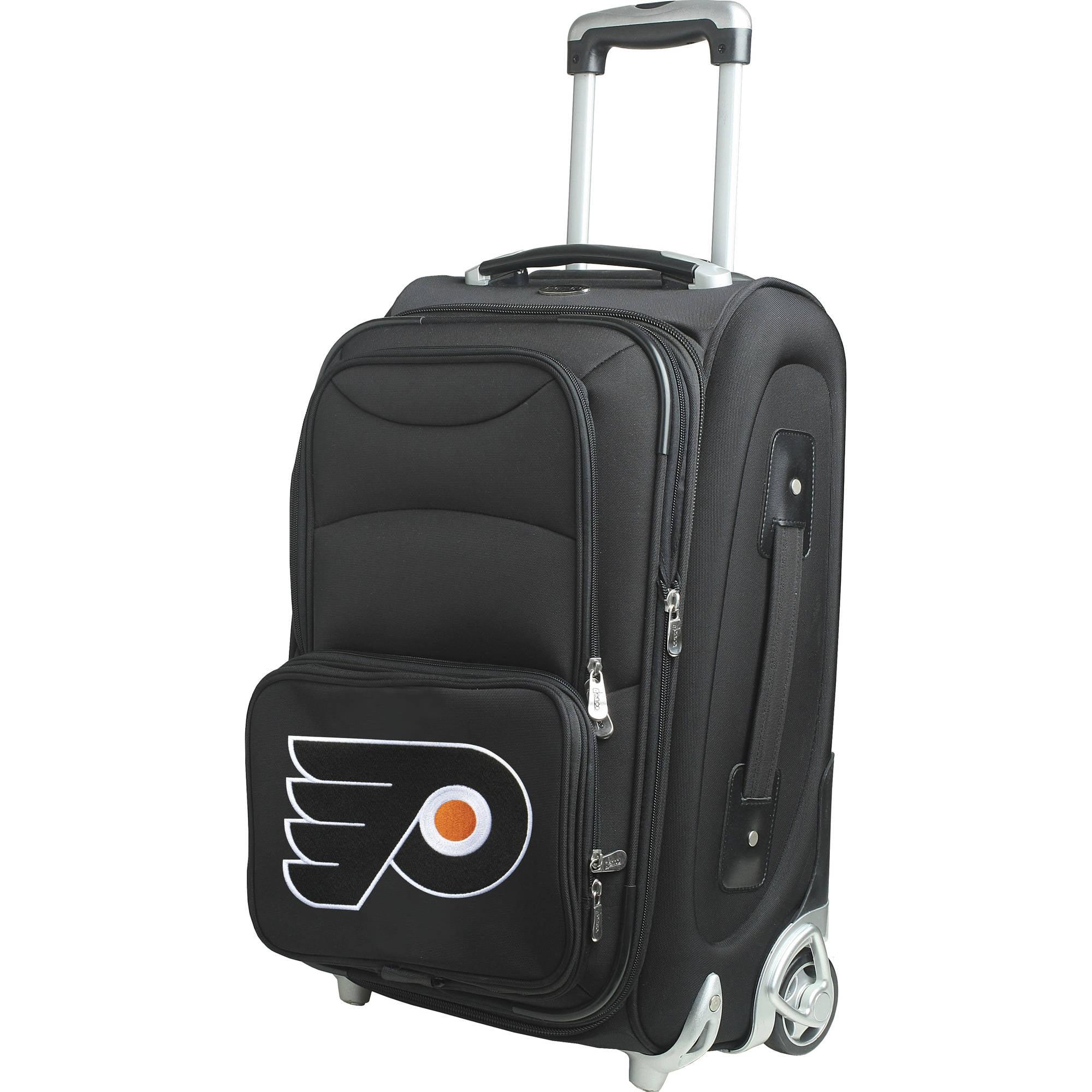 "Denco NHL 21"" Carry-On, Philadelphia Flyers by Mojo Licensing"