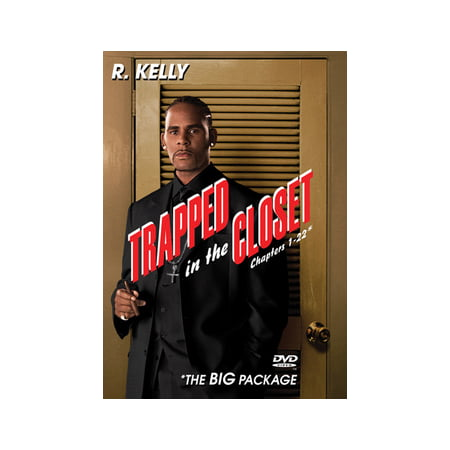 Trapped In The Closet: The Big Package - Chapters 1-20 (Trapped In The Closet Chapters 1 12)