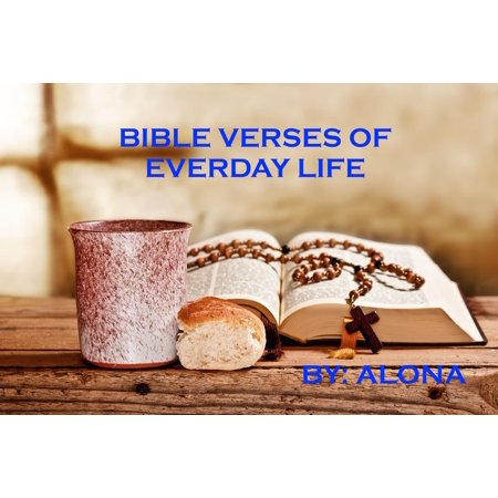 Bible Verses of Everyday Life - eBook
