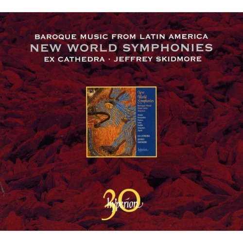 New World Syms - Baroque Music From Latin America