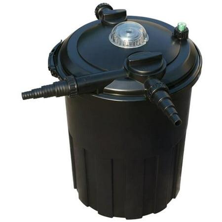 3 000 Gallon Treats - Anjon Manufacturing BP-3000 Biopro Pressure Filter 3000 Gallon