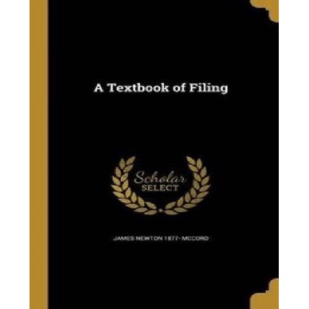 A Textbook Of Filing