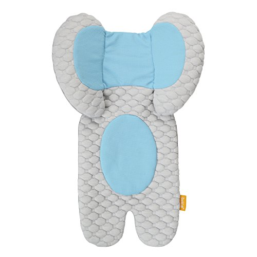 4 Pack Brica Cool Cuddle Head Support 1 Each by Munchkin