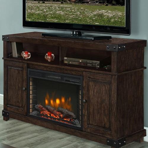 Muskoka Hudson 53'' TV Stand with Fireplace
