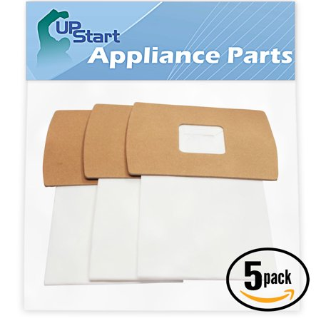 15 Replacement Oreck XL5000 Vacuum Bags - Compatible Oreck PKBB12DW, Type BB, Buster B Vacuum Bags (5-Pack, 3 Bags Per Pack) - image 4 of 4