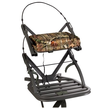 NEW! Summit Openshot SD Self Climbing Treestand 81115 - Bow & Rifle Deer (Best Tree Stand For Rifle Hunting)