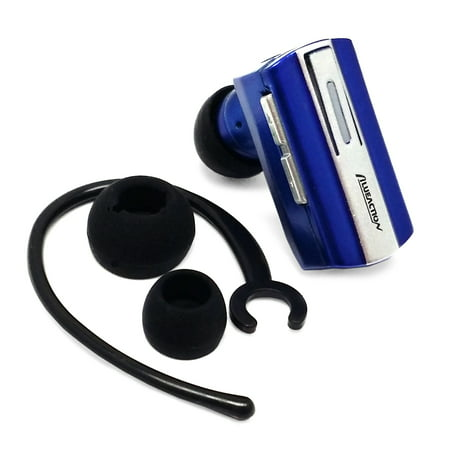 Importer520(TM) wireless bluetooth BT headset headphone earphone earpiece with dual pairing For Samsung Skyrocket HD i757 Galaxy S II - Blue