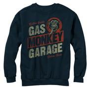 Gas Monkey Men's Kustom Builds Sweatshirt