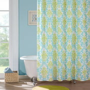 Home Essence Teen Carly Microfiber Shower Curtain