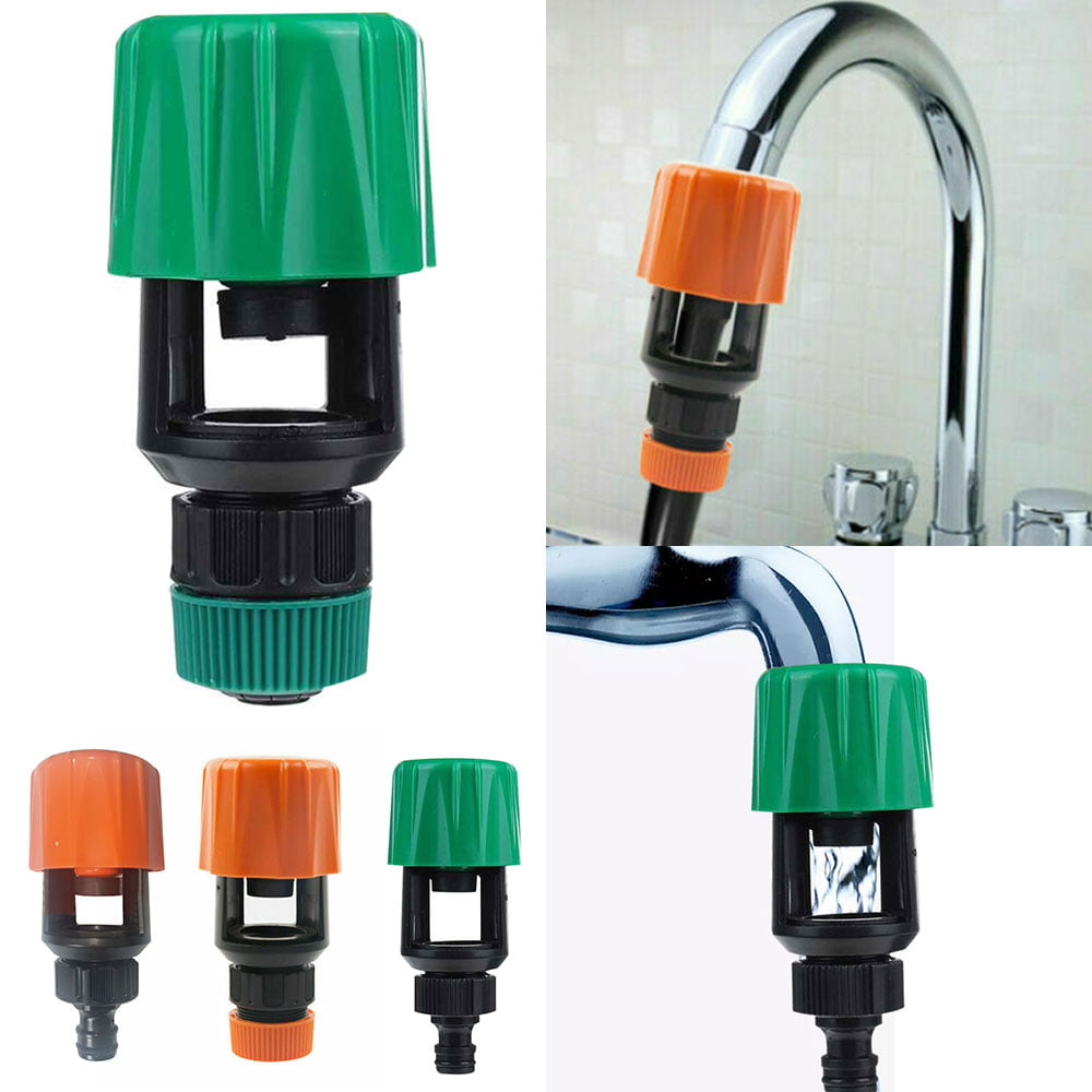 Universal Tap Adapter To Garden Hose Pipe Connector Mixer Kitchen Tap Adapter