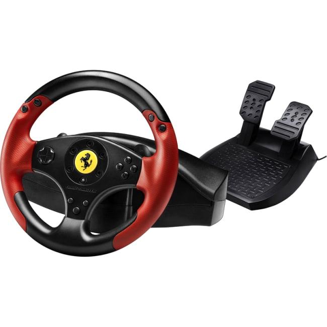 Thrustmaster Ferrari Red Legend Race Wheel (PS3/PC)