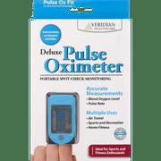 Veridian Healthcare Deluxe Finger Pulse Oximeter