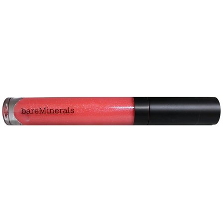 bareminerals moxie plumping lip gloss crowd surfer, Crowd Surfer (peachy pink shimmer) By Bare Escentuals Bare Escentuals Mini Lip Gloss