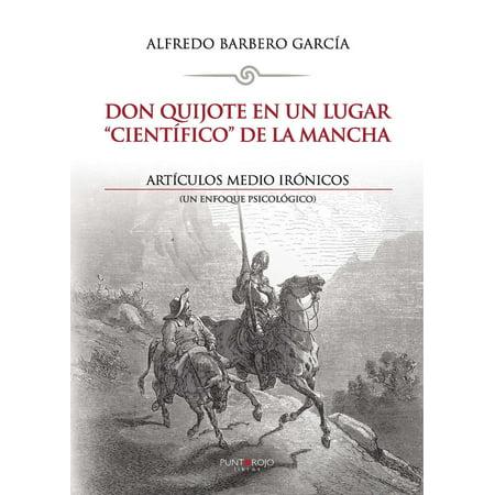 Don Quijote en un lugar