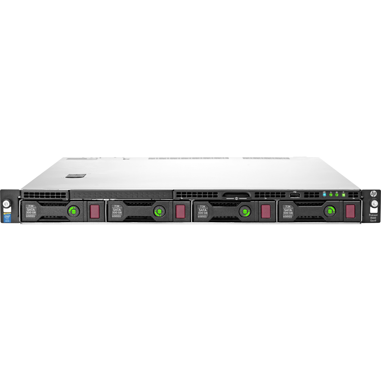 Hp Proliant Dl60 G9 1u Rack Server - Intel Xeon E5-2620 V...