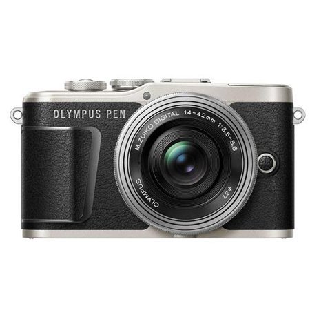 Olympus PEN E-PL9 Mirrorless Micro Four Thirds Digital Camera with 14-42mm