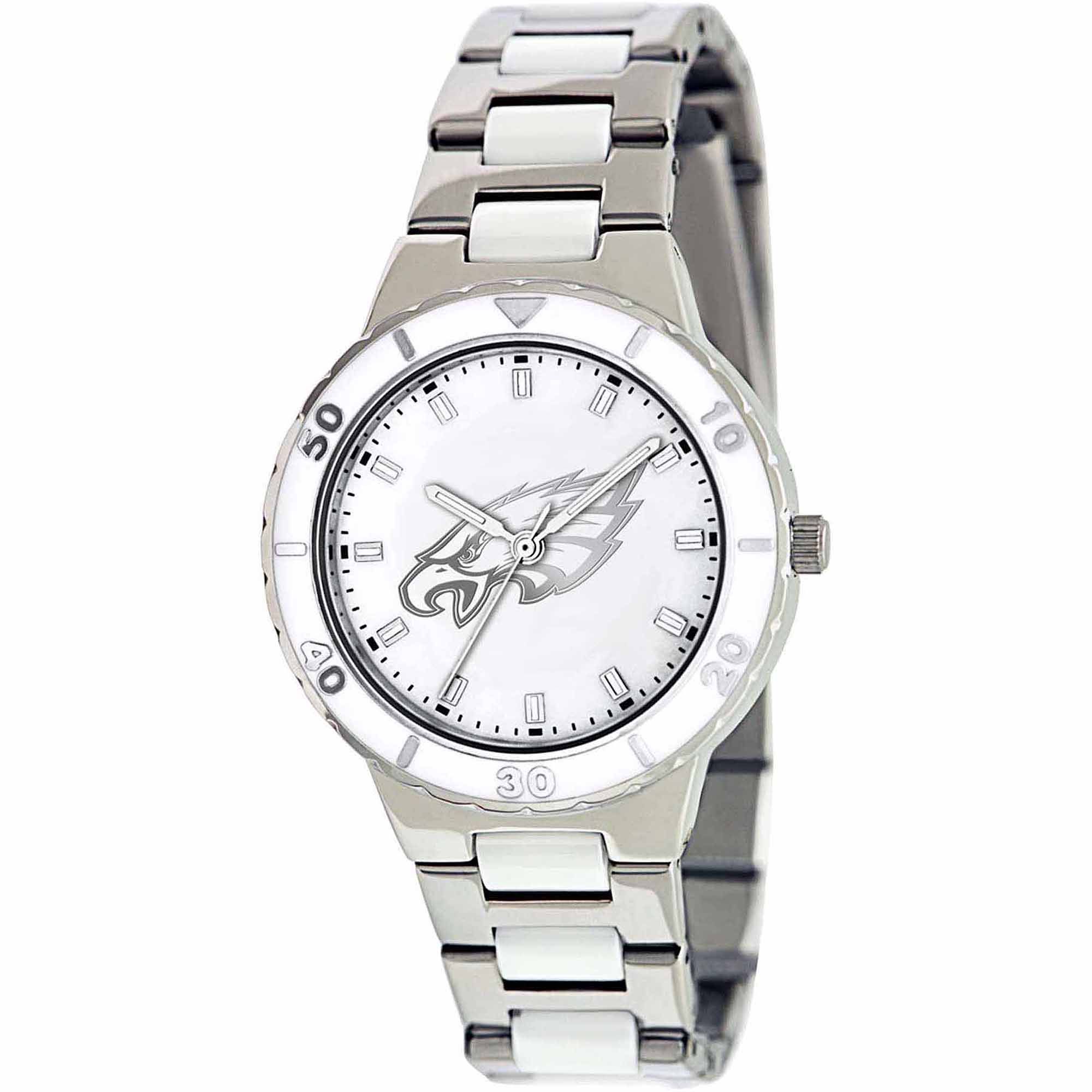 Game Time NFL Women's Philadelphia Eagles Pearl Series Watch