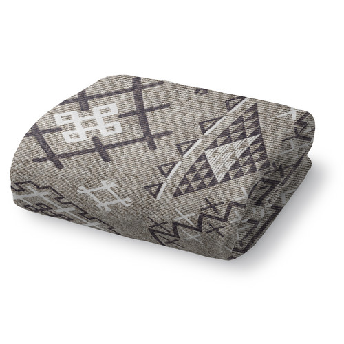 Loon Peak Cyrill Fleece Throw Blanket