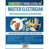 North Carolina 2017 Master Electrician Study Guide