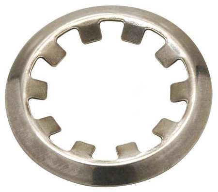 External Retaining Rings Pack Prospect Fastener XAN102 1.0229 in 10 Pieces