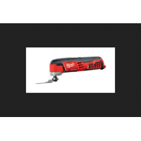 Milwaukee M12 12 volt Cordless Oscillating Multi-Tool 1 pc. Red 20000 opm