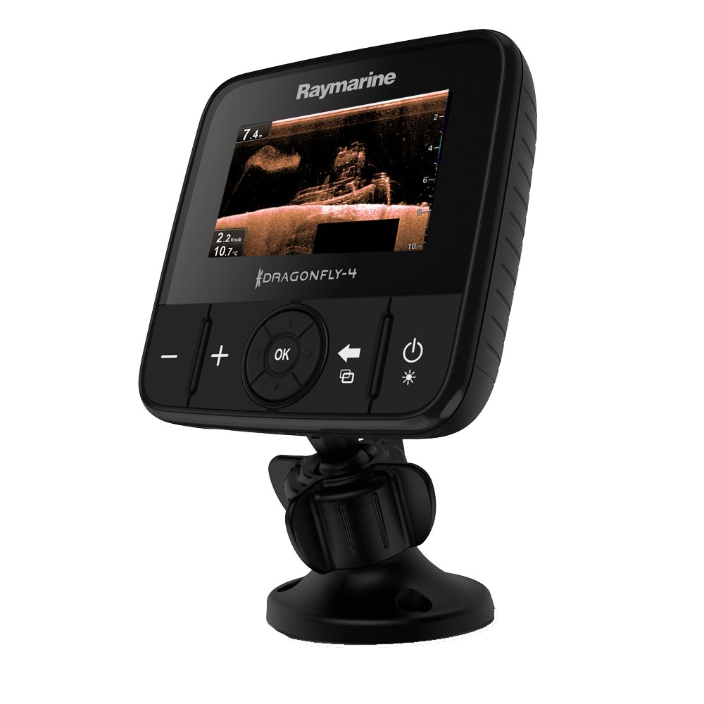RAYMARINE DRAGONFLY 4DV CHIRP DOWNVISION SONAR ONLY T/M