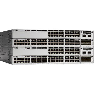 Cisco Catalyst 9300 24-Port PoE+ Switch, Network