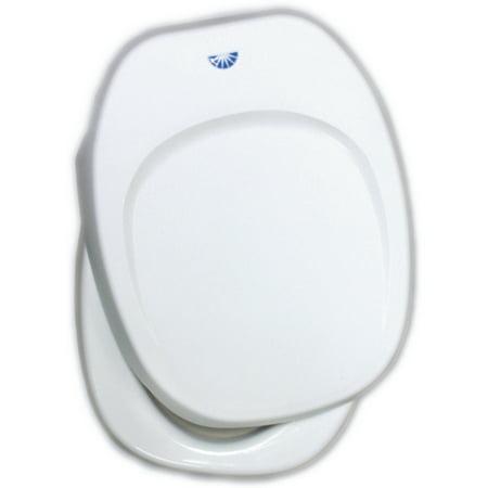 Thetford 36788 White Seat & Cover Assembly for Aqua Magic IV RV Toilet Aqua Magic Iv Toilets