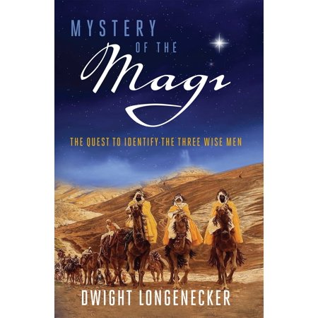 Three Wisemen Set (Mystery of the Magi : The Quest to Identify the Three Wise Men )