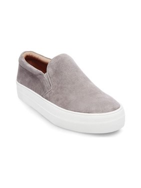 Steve Madden Women's Gills Suede Sneaker