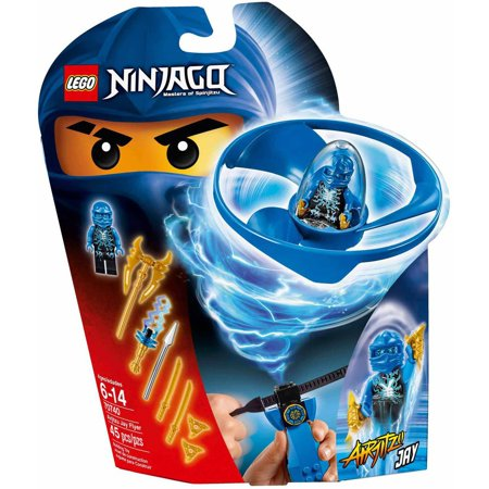 LEGO Ninjago Airjitzu Jay - Jay Ninjago Lego