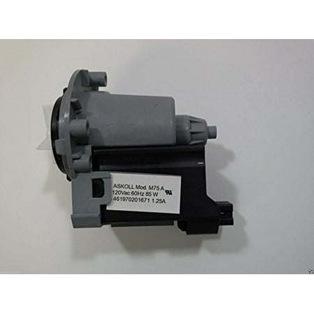 Kenmore Elite He 3t 4t 5t Washer Water Drain Pump ONLY Motor, Only For Models (Water Pump Motors)