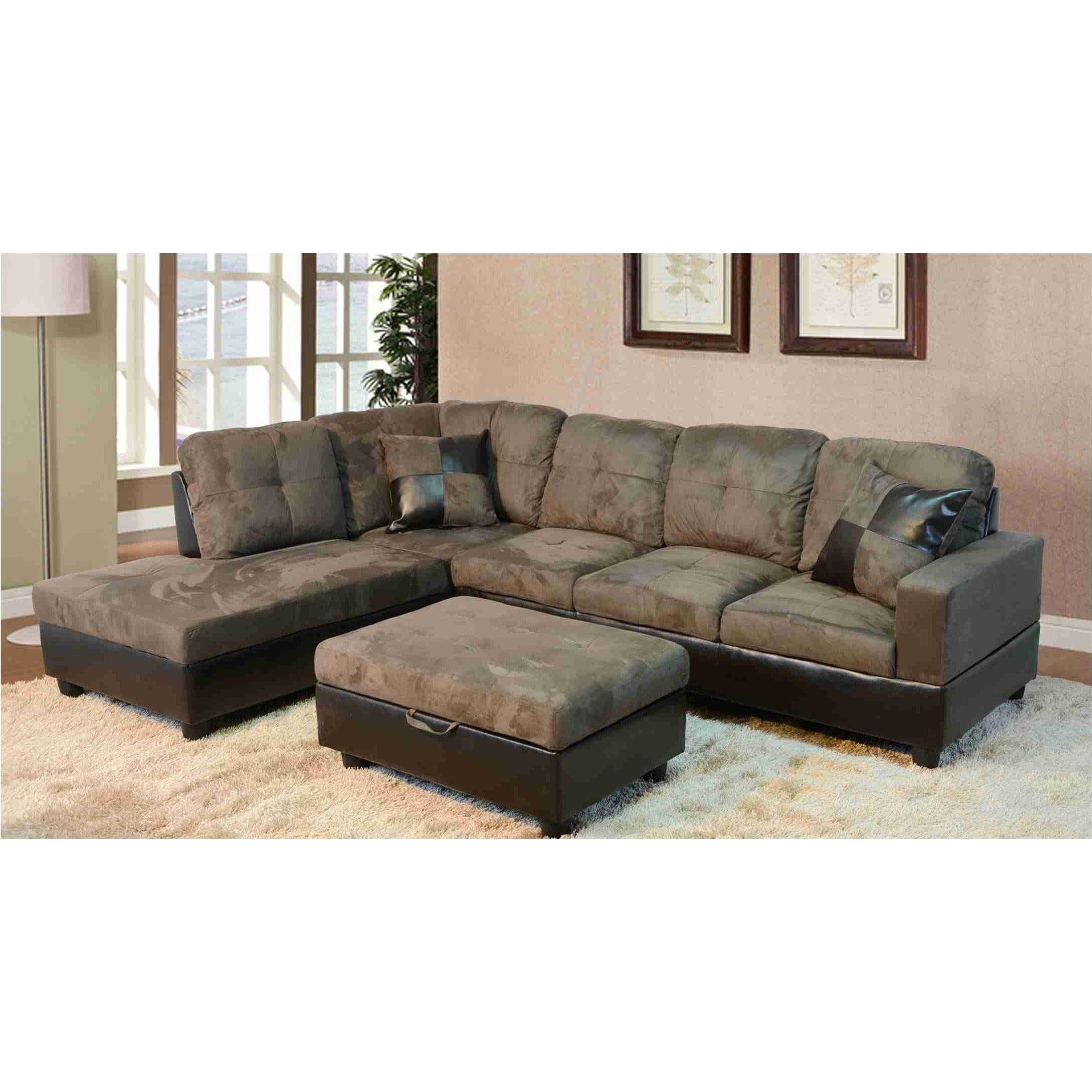 Lifestyle Furniture Lf102a Avellino Left Hand Facing Sectional Sofa 44 Olive Green 35 X 103 5 X 74 5 In Walmart Com Walmart Com