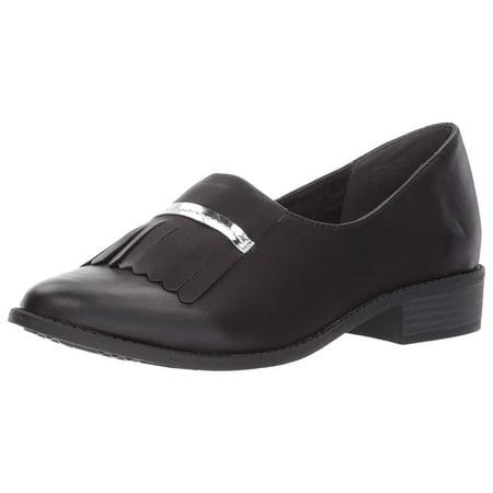 Bc Footwear Women's Diesel Loafer, Black, Size (Grace Black Footwear)