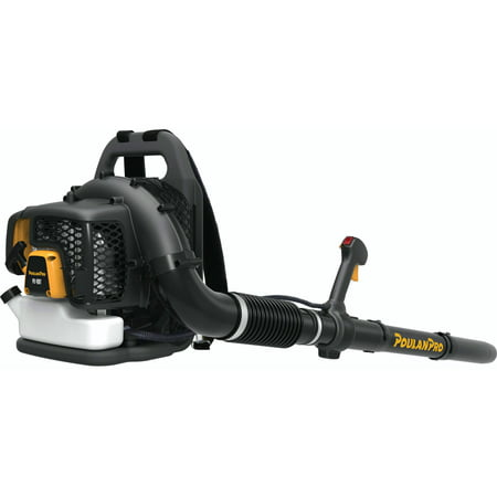Poulan Pro 2-Cycle 48cc Gas Backpack Blower with Cruise