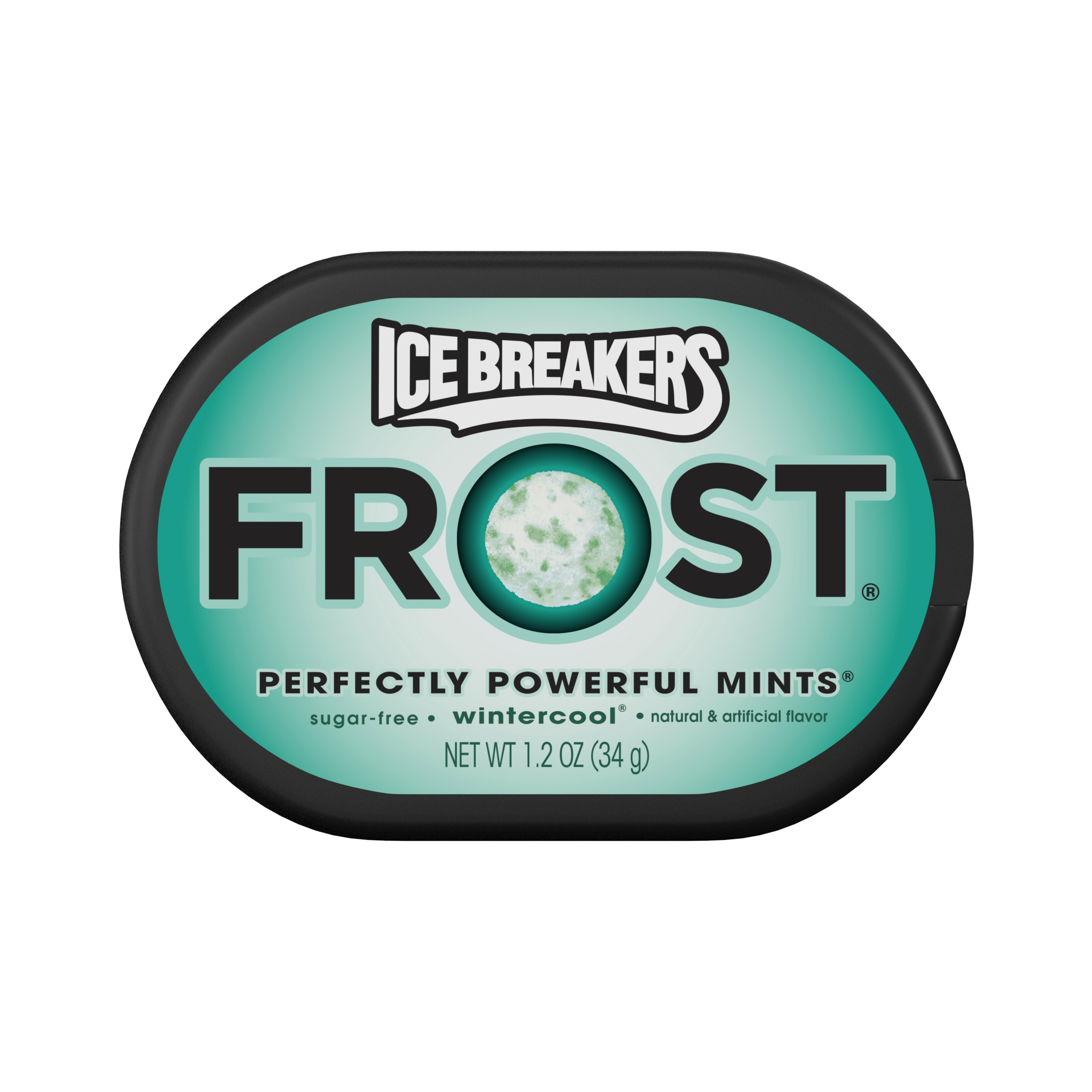 Ice Breakers Frost, Sugar-Free Wintercool Mints, 1.2 Oz