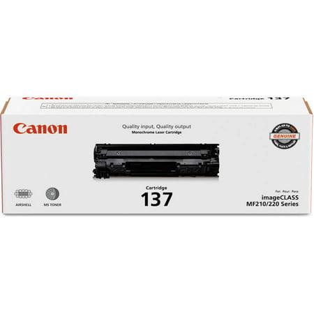 Canon 9435B001 (137) Toner, Black