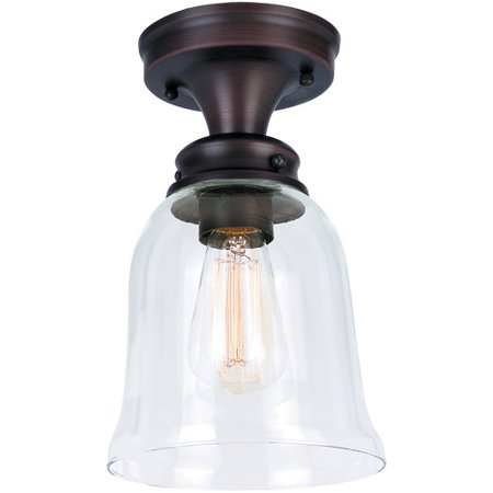 Belair Lighting Filament Bulb Vintage Ceiling Light