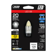 FeitElectric 3W Beige 120-Volt LED Light Bulb
