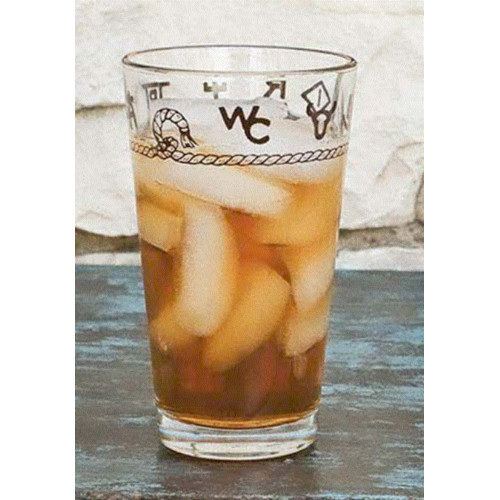 West Creation Western 20 oz. Juice Glass (Set of 4)