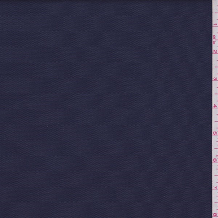 Navy Blue Cotton Canvas, Fabric By the Yard](Blue Fabric)