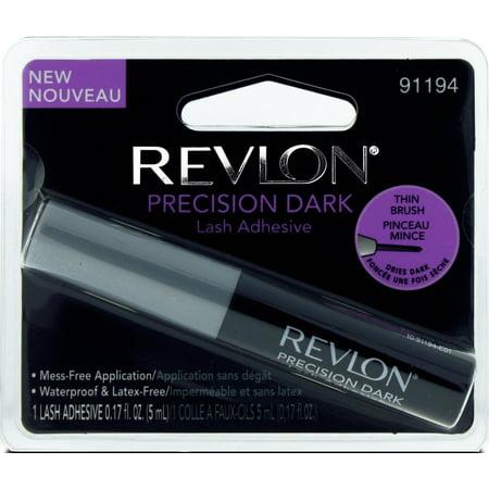 Revlon Precision Lash Adhesive, Dark 91194](Makeup Adhesive)