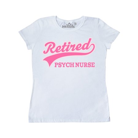 Retired Psych Nurse Women's T-Shirt - Psych Patient Halloween
