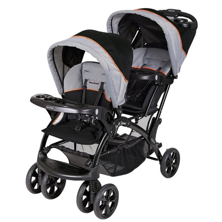 Baby Trend Sit 'N Stand Double Stroller, Millennium