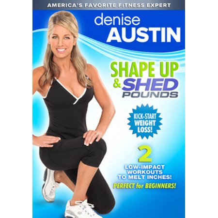 Denise Austin: Shape Up & Shed Pounds (DVD)