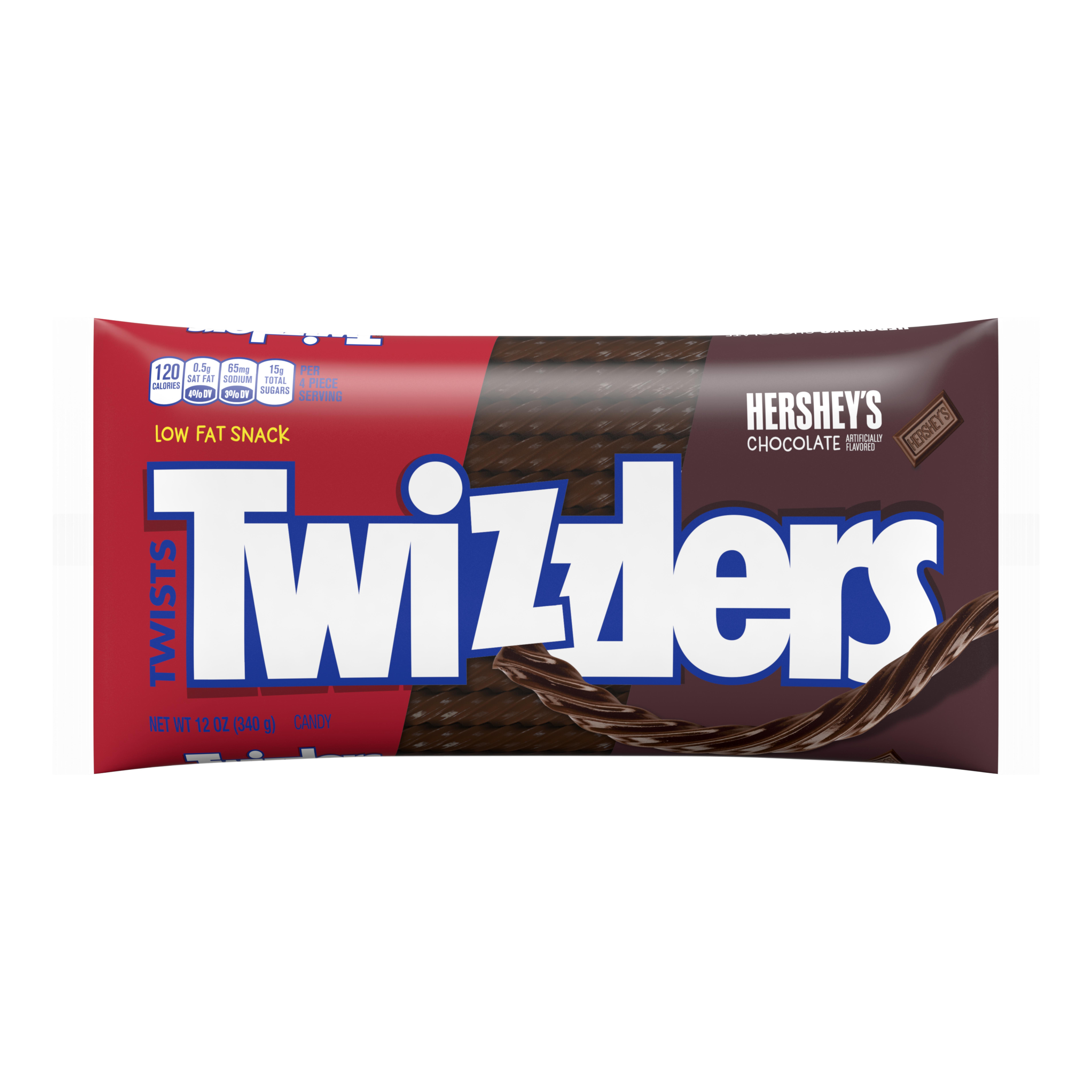 Twizzlers, Chocolate Twists, 11 Oz