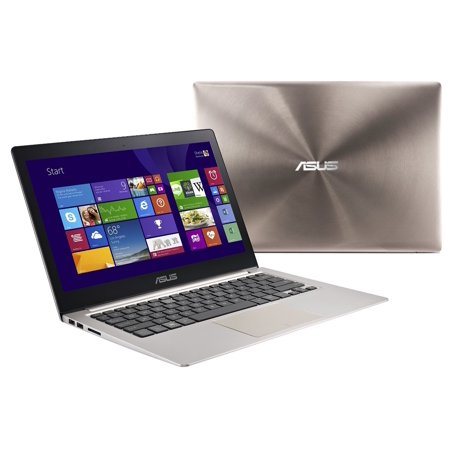 "Manufacturer Refurbished - ASUS UX303LA-DS52T 13.3"" Touch Laptop Intel i5-5200U 2.2GHz 8GB 256GB SSD Win8"