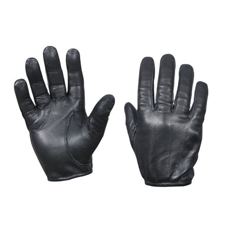 Police Cut Resistant Lined Gloves in Black