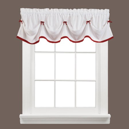 Saturday Knight Ltd. Madison Window Curtain Valance