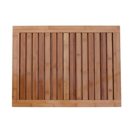 Oceanstar Bamboo Floor and Shower Mat FM1163 - Bamboo Beach Mat